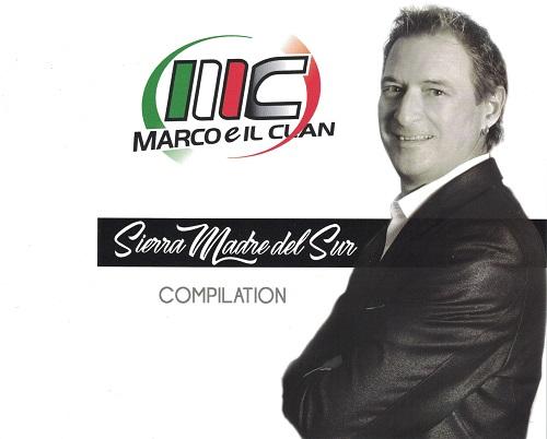 MARCO E IL CLAN CD SIERRA MADRE DEL SUR