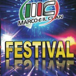 MARCO E IL CLAN DVD FESTIVAL