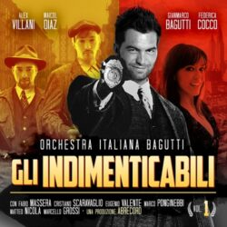 ORCHESTRA ITALIANA BAGUTTI CD GLI INDIMENTICABILI