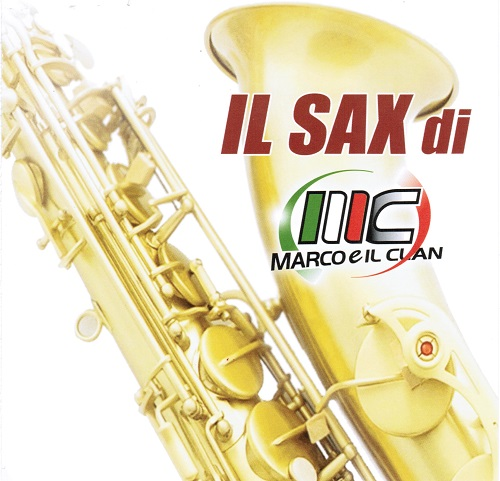 CD IL SAX DI MARCO E IL CLAN