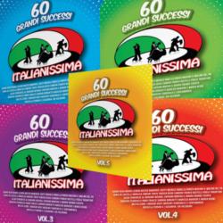 OFFERTA ITALIANISSIMA 60 GRANDI SUCCESSI 5 CD