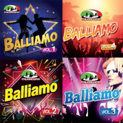 OFFERTA BALLIAMO COMPILATION