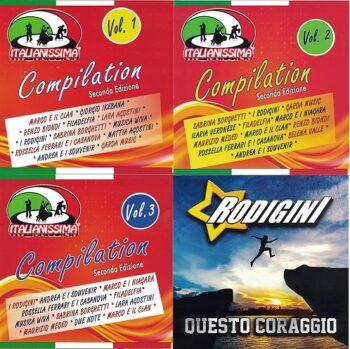 OFFERTA ITALIANISSIMA COMPILATION SECONDA EDIZIONE