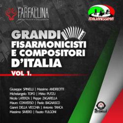 CD GRANDI FISARMONICISTI E COMPOSITORI D'ITALIA VOL.1