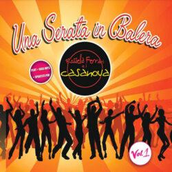 ROSSELLA FERRARI E I CASANOVA CD UNA SERATA IN BALERA VOL.1