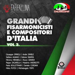 CD GRANDI FISARMONICISTI E COMPOSITORI D'ITALIA VOL.3