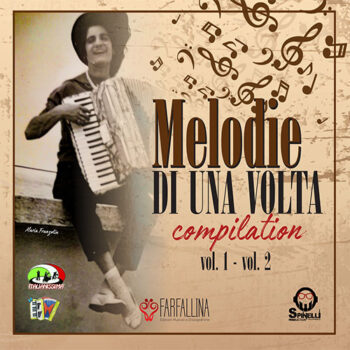 DOPPIO CD MELODIE DI UNA VOLTA VOL.1 VOL.2