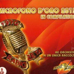 COFANETTO RADIO ZETA MICROFONO D'ORO 2015 IN COMPILATION