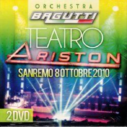 ORCHESTRA ITALIANA BAGUTTI TEATRO ARISTON SANREMO 8 OTTOBRE 2010